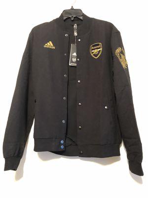 BNWT Adidas 2020 ARSENAL CNY Phoenix Soccer Football Anthem Jacket Top FQ6624 Size Small for Sale in Wichita, KS