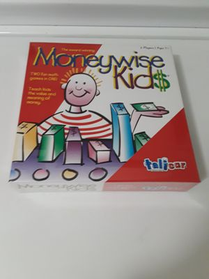 MoneyWise Kids Game NEW for Sale in Kissimmee, FL