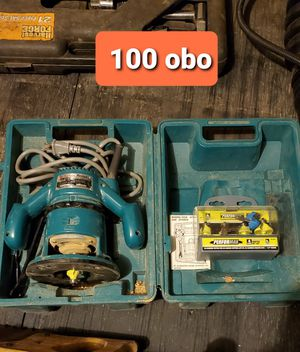 Makita Router for Sale in Phoenix, AZ