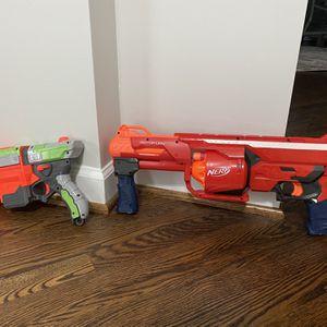 Nerf guns for Sale in McLean, VA