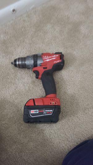 Drill ajustable con bateria xc5.0 for Sale in Alexandria, VA