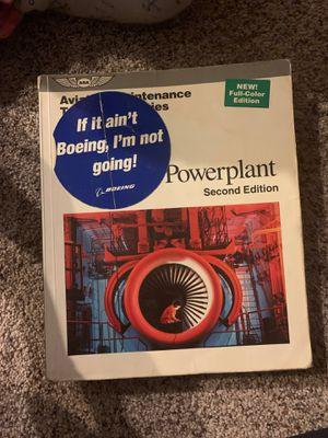 Aviation Mechanic Book for Sale in Tacoma, WA