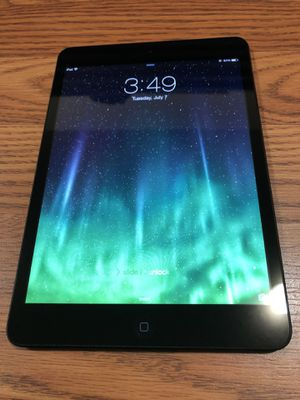 Apple iPad mini 1st Gen JAILBROKEN iOS 8.4.1 16GB, Wi-Fi, 7.9in - Space Gray for Sale in Boyds, MD