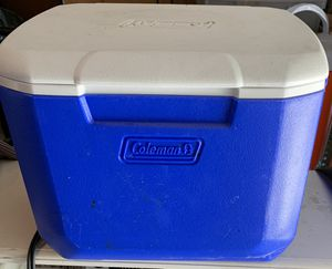 Coleman Cooler for Sale in Loma Linda, CA