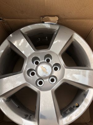 20 inch chevy rims for Sale in Austin, TX