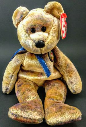 Ty BEANIE BABY CLUBBY III BROWN BEAR TY 2000 OFFICIAL CLUB for Sale in Winter Haven, FL