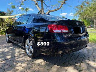 2010 Lexus GS Sedan miles <Low miles>Price $8OO for Sale in Orlando,  FL