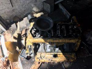 6.0 powerstroke diesel engine w/ transmission for Sale in Nashville, TN