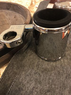 'Kruzer Kaddy' Chrome Cup Holder for Sale in Maple Valley, WA