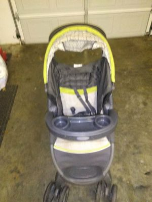 Graco snap and go car seat and stroller for Sale in Paducah, KY