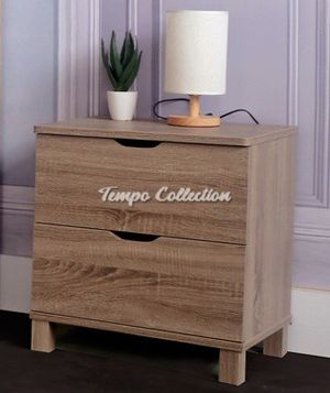 Nightstand, Dark Taupe, SKU# IDY1403TC for Sale in Santa Fe Springs, CA
