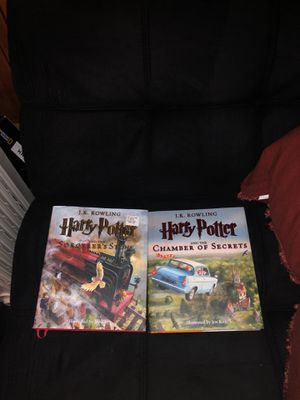 Harry Potter Collector's books for Sale in Paso Robles, CA