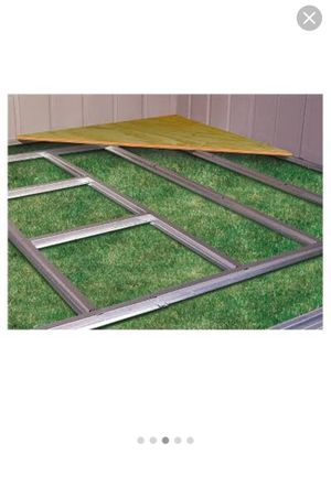 Arrow Floor Frame Kit for Shed Base FB1014-A New for Sale in Levittown, PA