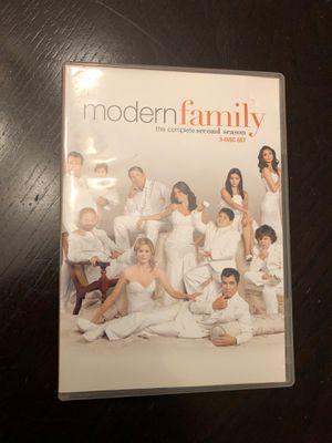 Modern family- season 2 for Sale in Easton, MA