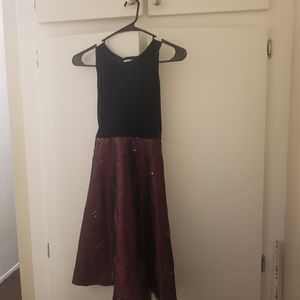 Girls evening dress size 8 for Sale in Pomona, CA