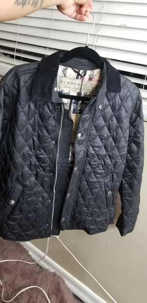 Burberry jacket L for Sale in Spring Valley, CA