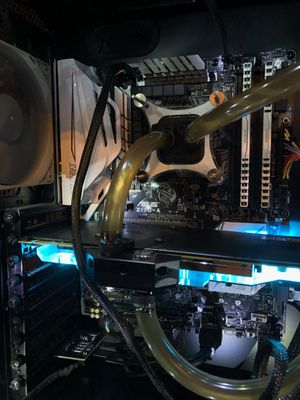 GTX 1080 8GB DDR5 With LED Waterblock GPU only! for Sale in Gilbert, AZ