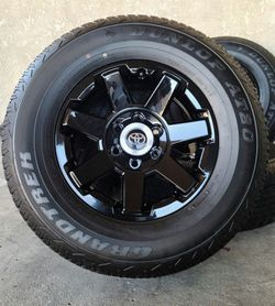 "17"" Toyota Tacoma 4Runner Wheels Rims Rines and Tires Llantas for Sale in Huntington Beach,  CA"