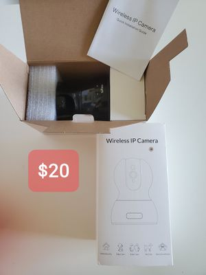 Wireless camera baby monitor security camera for Sale in Carrollton, TX
