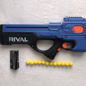 Nerf Rival Charger (MXX-1200) w/batteries & 12rounds for Sale in West Covina, CA