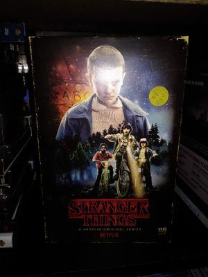 Stranger Things Season 1 for Sale in Kingsport, TN