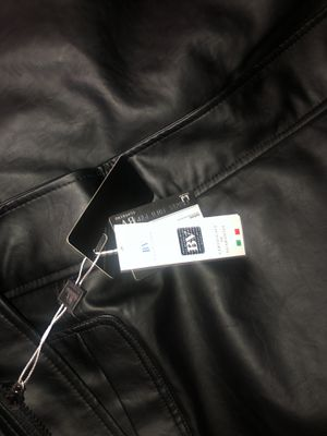 Italian leather jacket BV CLOTHING for Sale in Palo Alto, CA