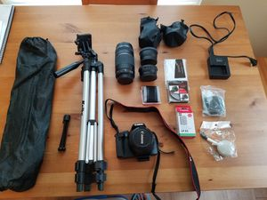 Canon,EOS, Rebel, T2i, Camera for Sale in Gaithersburg, MD