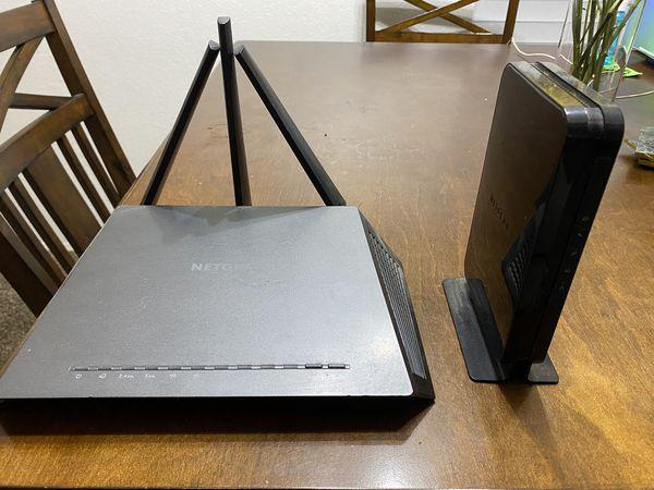 NETGEAR Modem & Router Combo