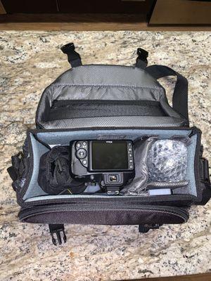 Nikon D3400 dslr camera with all accessories 60% OFF for Sale in Alexandria, VA