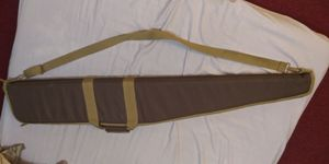 "54"" long soft padded riffle bag for Sale in Bronx, NY"