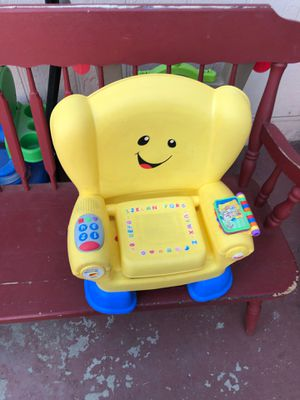 Fisher Price Singing kids Chair for Sale in Sylmar, CA