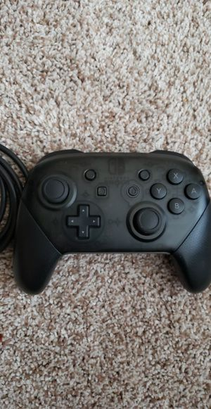 Nintendo switch pro controller for Sale in Parker, CO