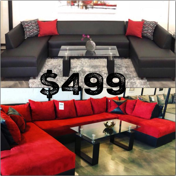 Sectional Sofa - Couch