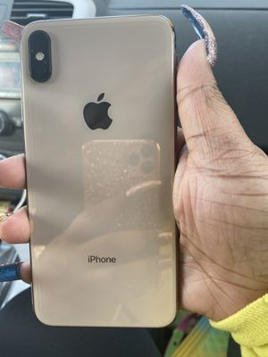 iPhone XS Max for Sale in Brooklyn Center, MN