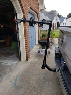 Yakima Receiver Hitch Bike Rack for Sale in Portsmouth, VA