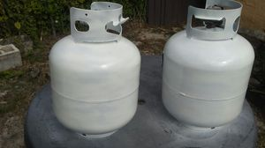 Gas grill tanks. for Sale in West Palm Beach, FL