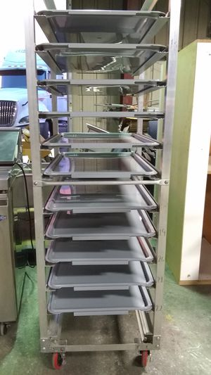 Bakery tray unit for Sale in Sanger, CA