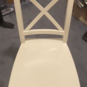 INGOLF ~ WHITE CHAIR ~ IKEA for Sale in Culver City, CA