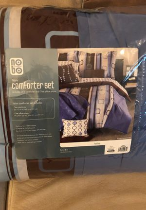 Twin comforter for Sale in Greenville, SC