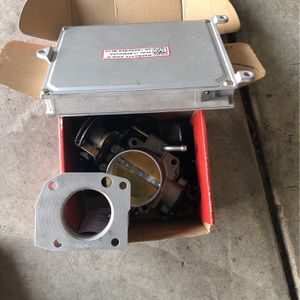 Skunk2 Throttle Body + Spacer + Tuned P39 Ecu for Sale in Stockton, CA