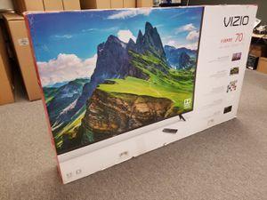 """VIZIO 70"""" 2019 4K SMART TV'S V705-G3 DOLBY VISION HDR 120HZ IN BOX WARRANTY TAX INCL OTD PRICE PYMNT OPT for Sale in Glendale, AZ"""