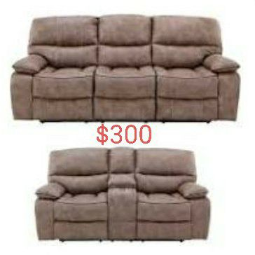 Reclining Sofa Couch Sets