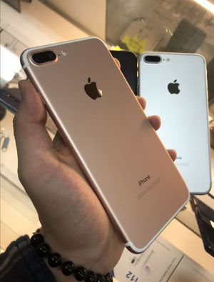 iPHONE 7 Plus 32GB 📱 UNLOCKED LIBERADO for Sale in Cary, NC
