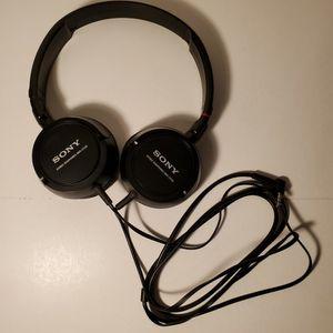 Sony Stereo Headphones MDR-ZX100 for Sale in Murrieta, CA