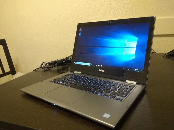Dell Inspiron 2017 2n1 Core i7 2.90ghz, 8gb ddr4, 256gb solid state