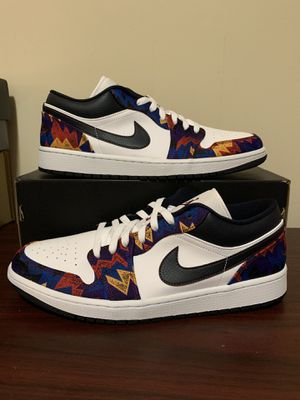 Air Jordan 1 Low SE Nothing But Net Size 12 for Sale in Town Center, GA