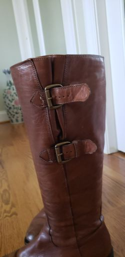 Clark's Brown Leather Riding Boots for Sale in Vienna,  VA