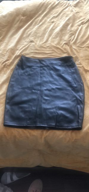 Leatherette pencil skirt for Sale in Georgetown, TX