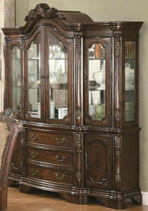 Coaster Fine Furniture China Cabinet/Hutch 103114 for Sale in Chatsworth, CA