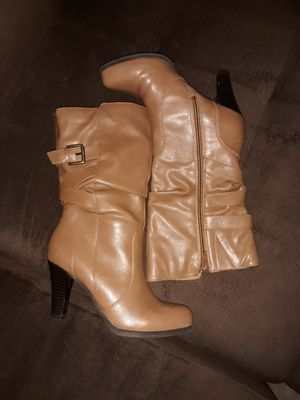 Womens high heel boots for Sale in Williamsport, PA